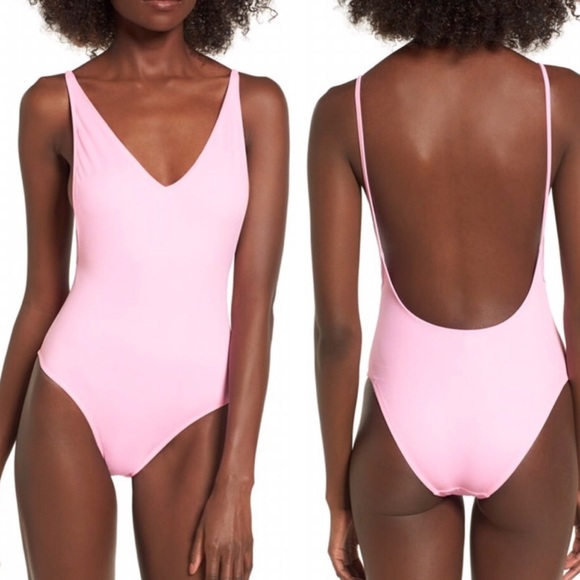 Topshop Other - Topshop Pamela One Piece Bathing Suit